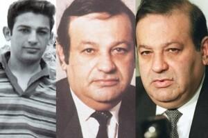 En 1970, 1990 y 1995.