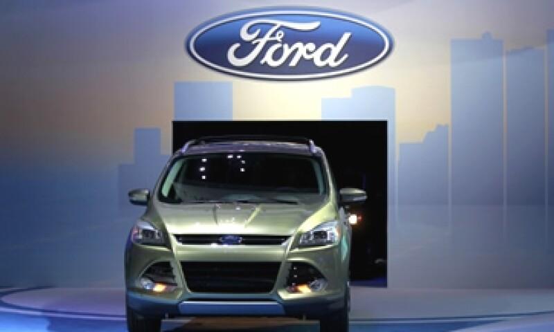 Ford acaba de reinstaurar el reparto de dividendo trimestral después de 5 años. (Foto: Reuters)