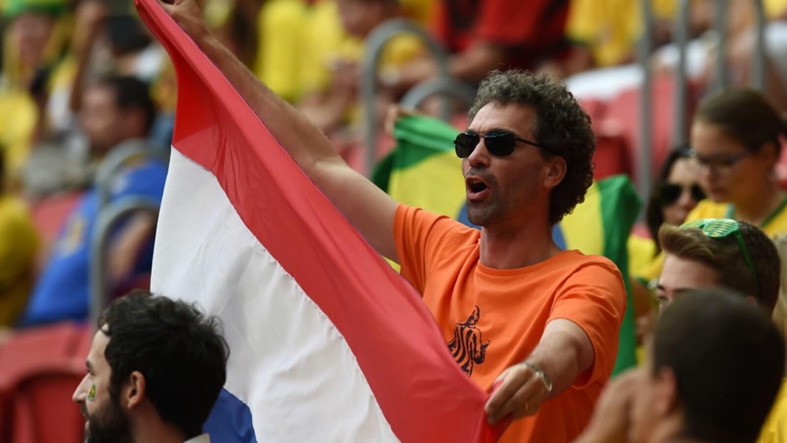 Holanda vs. Brasil