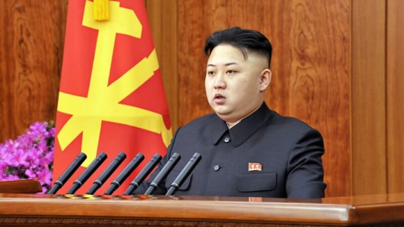lider coreano da discurso de nuevo año