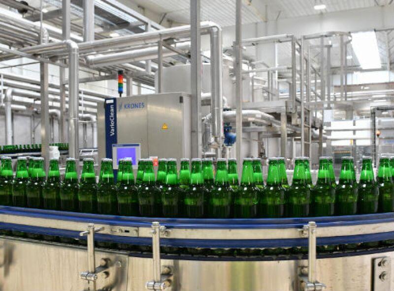 industria de la cerveza