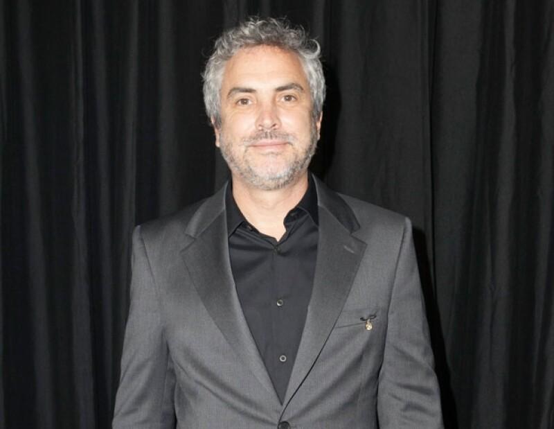 Cuarón y la cinta `Gravity´tienen 10 nominaciones al Oscar.