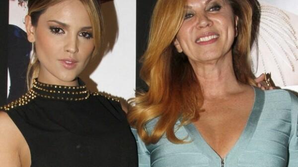 Como buena madre, la experta en moda acompañó a su talentosa hija a su gran noche como host de los MTV Millennial Awards en donde compartió su orgullo por su trabajo y la evolución de su estilo.
