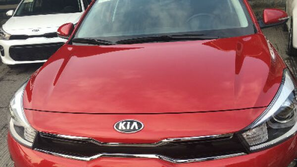 Kia modelo Rio 2018