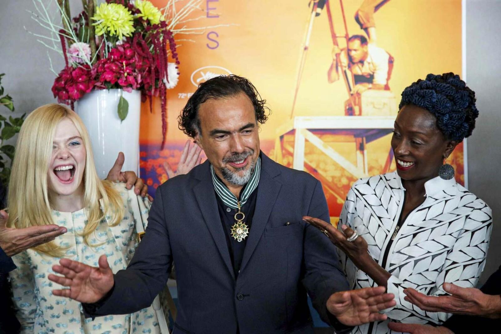 Alejandro Gonzalez Inarritu, 72nd Cannes Film Festival