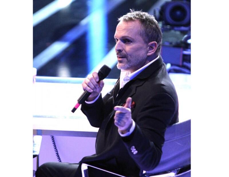 El cantante español formará parte del jurado de la segunda temporada del relity show musical.
