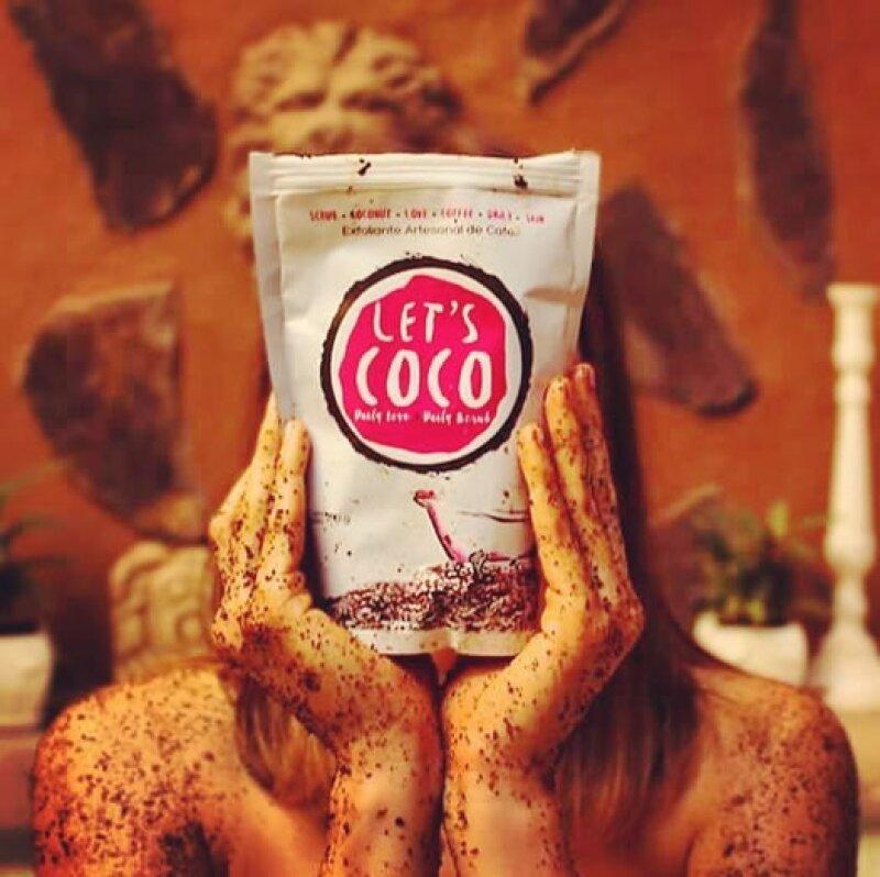El exfoliante natural que estábamos esperando ha llegado, Let´s Coco es un producto con ingredientes 100% naturales hecho en Guadalajara que  aporta increíbles beneficios para la piel.