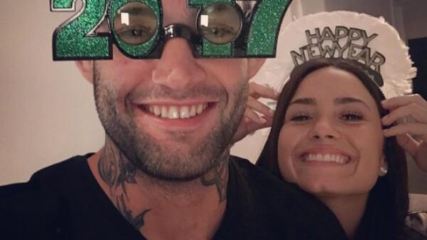 Demi Lovato y Guilherme 'Bomba' Vasconcelos