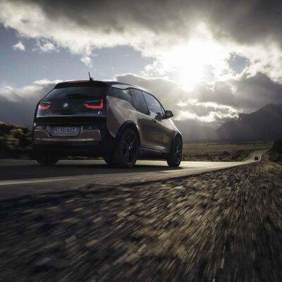 autos híbridos y eléctricos BMW