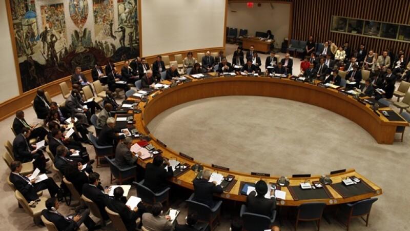 consejo de naciones unidas se discute sobre siria