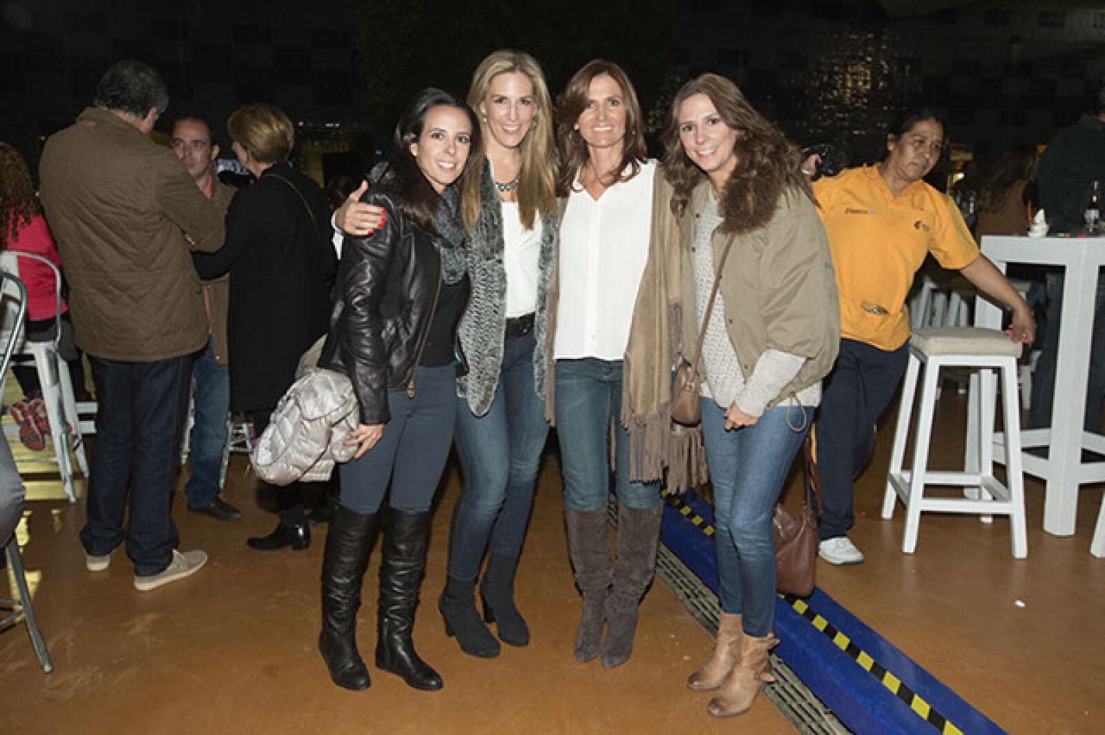 Alejandra Hernández Pons,Vera Aja,Carmen Amodio,Ana Garza