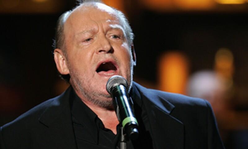 Joe Cocker colaboró con músicos como Carlos Santana. (Foto: Reuters )