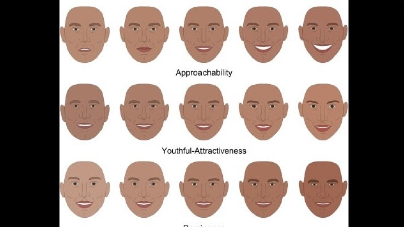 rasgos faciales primera impresion