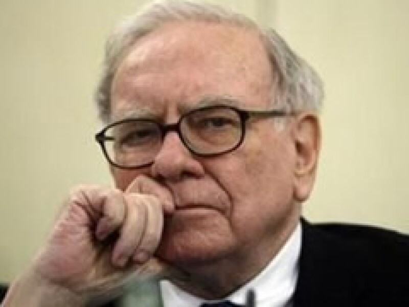 Warren Buffett (Foto: Archivo)