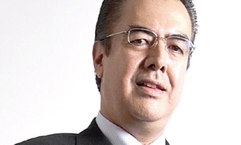 Gerardo Jiménez, presidente y fundador de Global Biotech Consulting Group.  (Foto: Adán Gutiérrez)