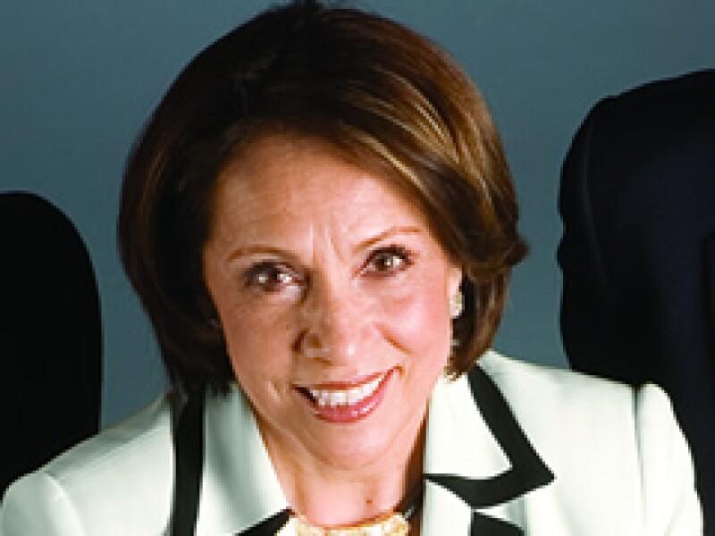 La Directora de Asuntos Corporativos y Comunicación de HP México. (Foto: Expansión)