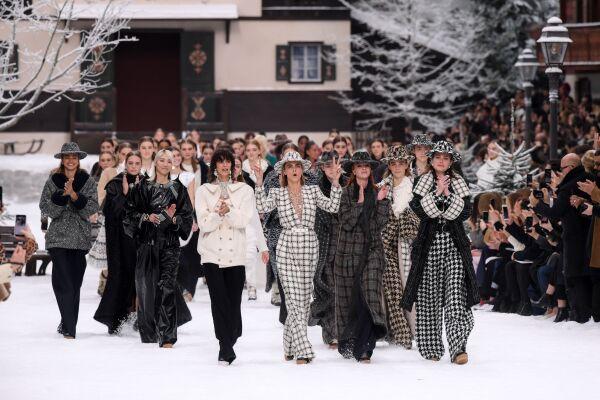 Chanel show, Runway, Fall Winter 2019, Paris Fashion Week, France - 05 Mar 2019