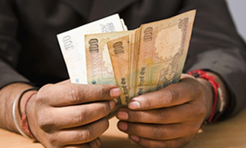 El Gobierno de la India dijo que tiene sufiucientes reservas internacionales para defender la rupia. (Foto: Archivo)