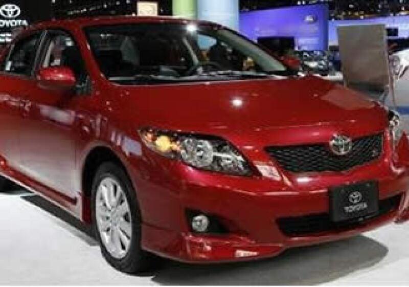 Toyota dijo que hasta el momento ha recibido 100 quejas por la dirección del Corolla. (Foto: Reuters)
