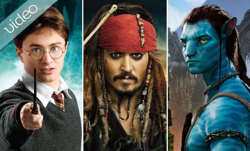 Titanic, Pirates of the Caribbean o Harry Potter... Hacemos un recuento de las películas más costosas en su realización. ¿Sabes cuál fue la más cara?
