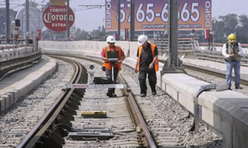 El Gobierno federal pretende ampliar varias líneas del Metro, según anunció el Ejecutivo en septiembre pasado. (Foto: Cuartoscuro )