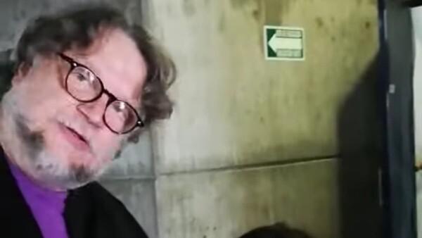 Guillermo del Toro y Matias