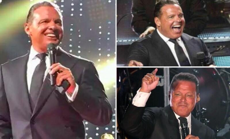 El cantante ha despertado comentarios, no tan favorables, en redes sociales por verse supuestamente con más peso de lo normal en su presentación. Varios memes circulan ya por las redes.