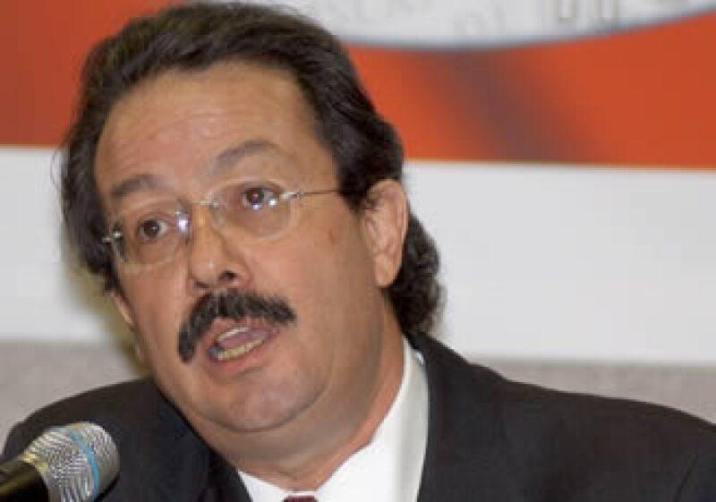 Juan Molinar Horcasitas dijo que la SCT ha regresado 1,087 mdp a la Secretaría de Hacienda. (Foto: Notimex)