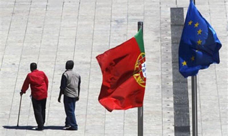 Portugal se está aferrando a sus metas presupuestarias para evitar seguir el camino de Grecia. (Foto: AP)