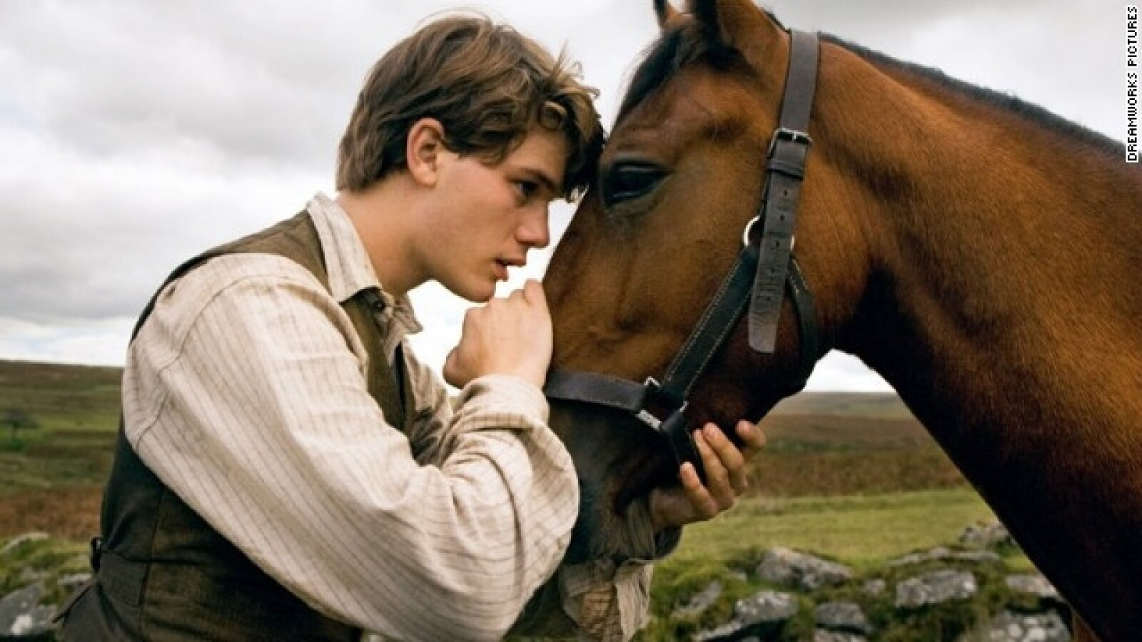 Jeremy Irvine The Horse