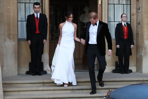 Maghan Markle y Harry