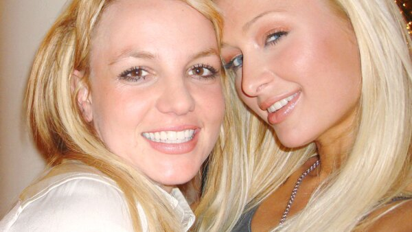 Britney Spears y Paris Hilton
