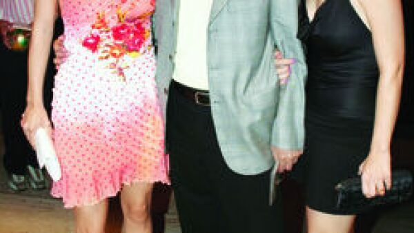 Catalina Elizondo, Fernando Elizondo, Elisa Elizondo