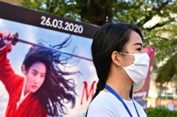 LAOS-HEALTH-VIRUS-CINEMA