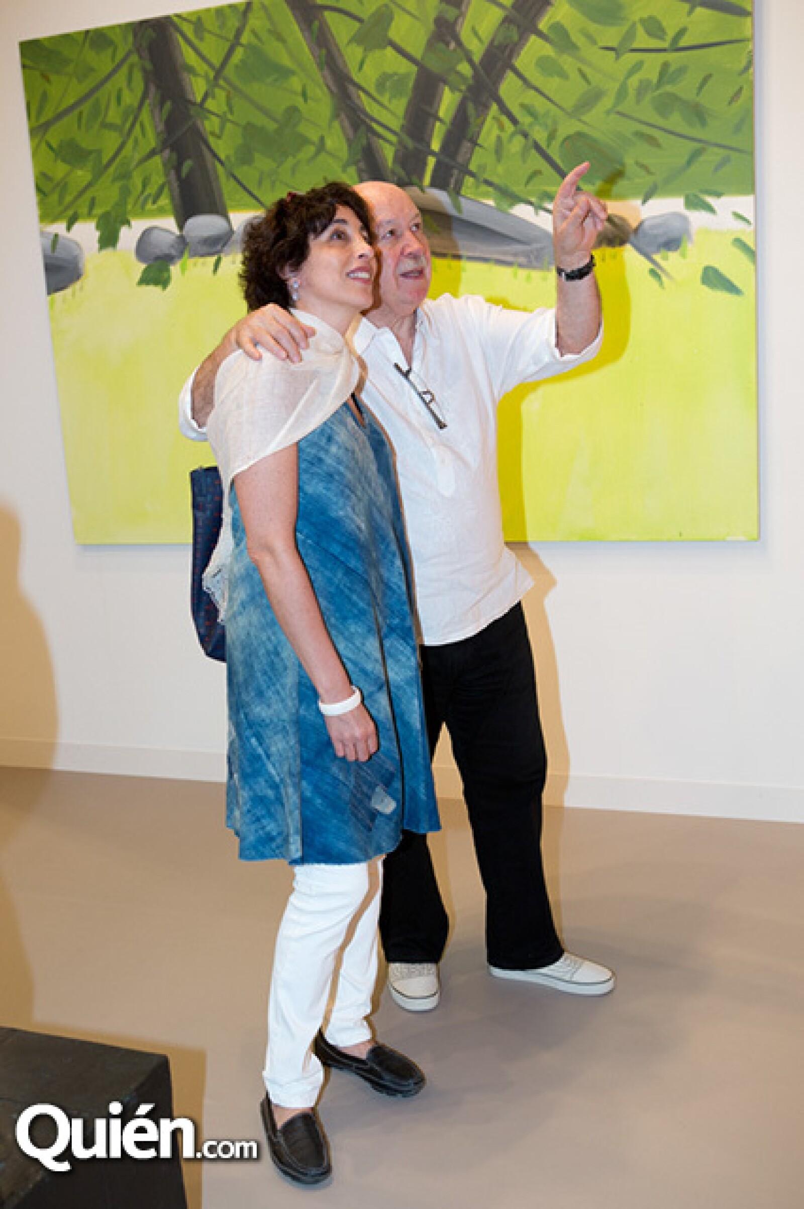Patricia Agraz,Bruno Newman
