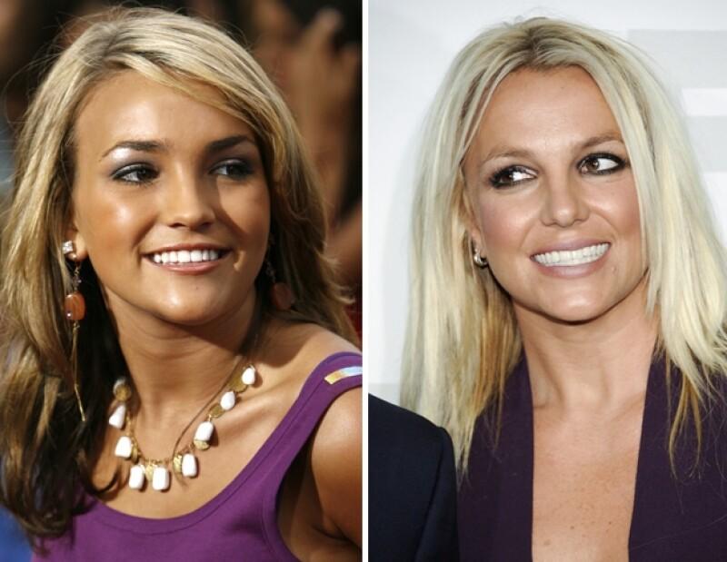 La menor de las hermanas Spears se inspiró en la Princesa del Pop para escribir una nostálgica melodía donde habla de su `inocencia perdida´.