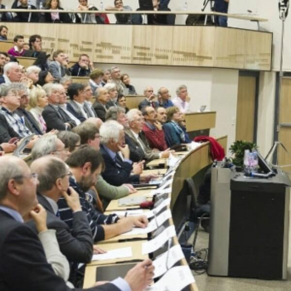 Fabiola Gianotti, fisica, CERN, ATLAS, Large Hadron Collider y Acelerador de Partículas