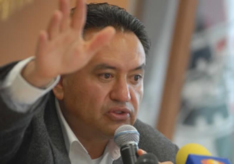 Martín Esparza, ex secretario general del Sindicato Mexicano de Electricistas. (Foto: Archivo Notimex)
