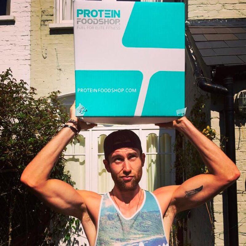 Matt se ha mostrado como un adicto al ejercicio, el cual ha generado el incremento de seguidores en sus redes sociales.