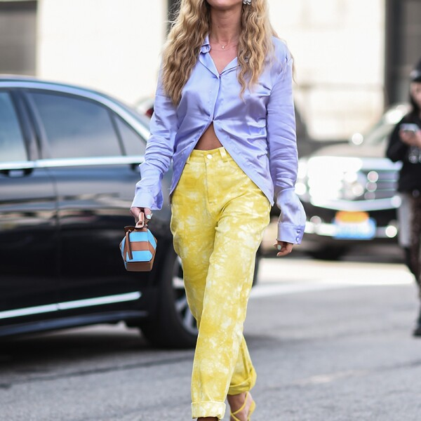 Street Style - New York Fashion Week September 2019 - Day 7