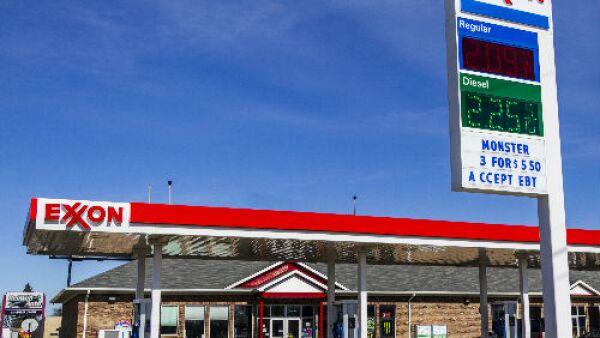 ExxonMobil gasolinera