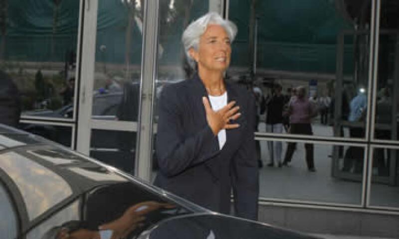 Todo préstamo que el FMI conceda a naciones europeas en el futuro, y es de esperarse que será un torrente de dinero por algunos años, tendrá el sello Lagarde. (Foto: AP)