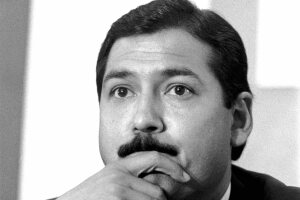 En esta fotografía el político de Sonora tenía 39 años.