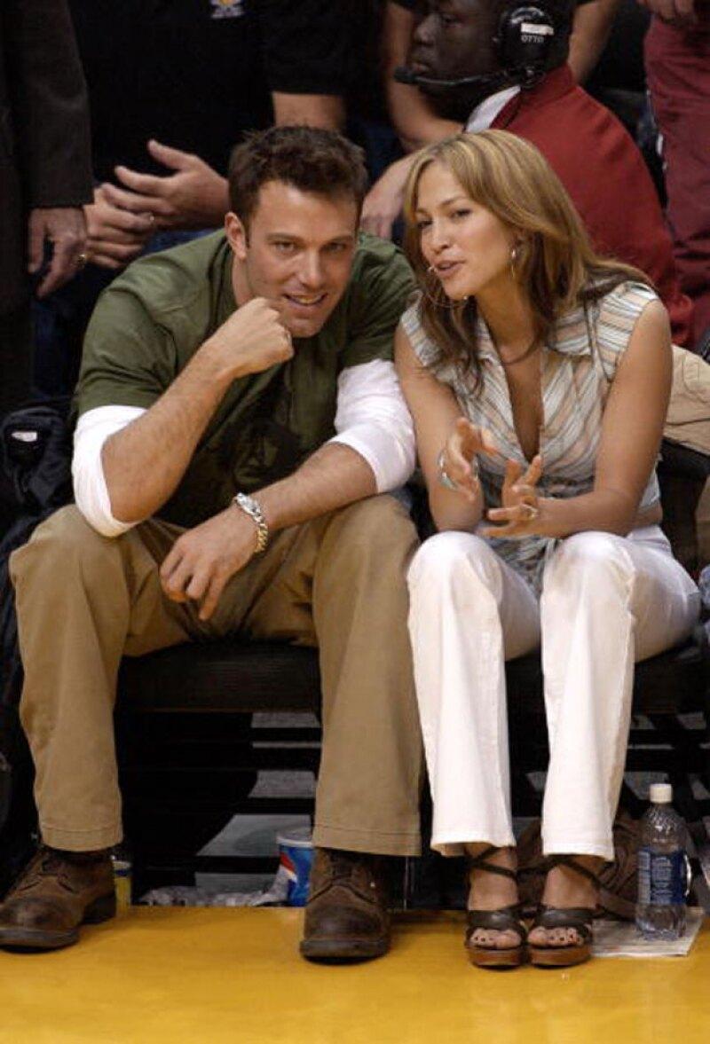 La pareja de actores tenía pensado casarse.