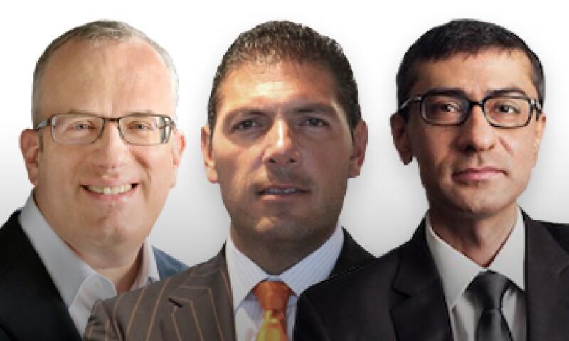Algunos CEO salieron de sus empresas por escándalos, cambio de compañía, o promoción. (Foto: Especial )