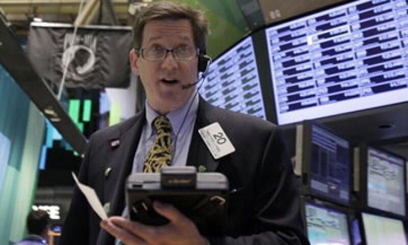 El índice Dow Jones registraba la caída más amplía en Wall Street. (Foto: Getty Images)