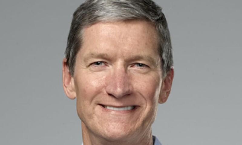 Timothy D. Cook nació el 1 de noviembre de 1960 en Robertsdale, Alabama. (Foto: Cortesía Apple)