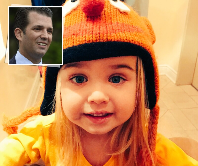 Donald Trump Jr., Chloe