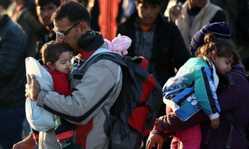 Obama argumenta que los refugiados son huérfanos y viudas. (Foto: Getty Images)