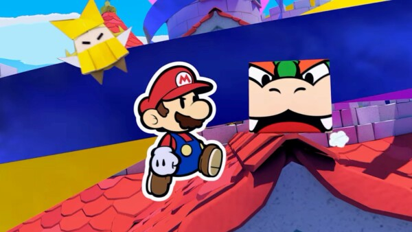 Paper Mario: The Origami King llega a Nintendo Switch